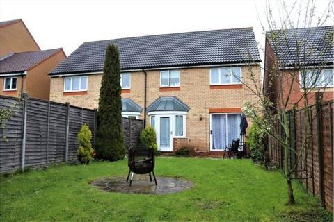 3 bedroom semi-detached house for sale - Dunraven Avenue, Luton LU1