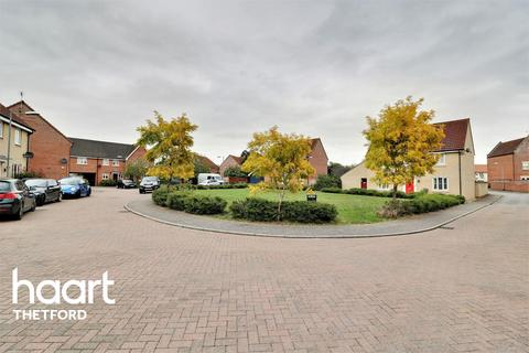 3 bedroom end of terrace house for sale - Trafalgar Way, Diss, IP22 4JX