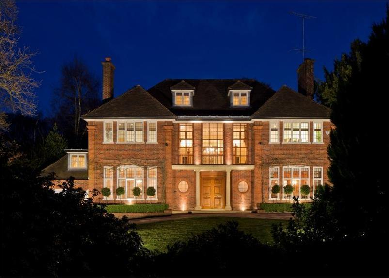 6 Bedrooms Detached House for sale in Courtenay Avenue, Highgate, London, N6