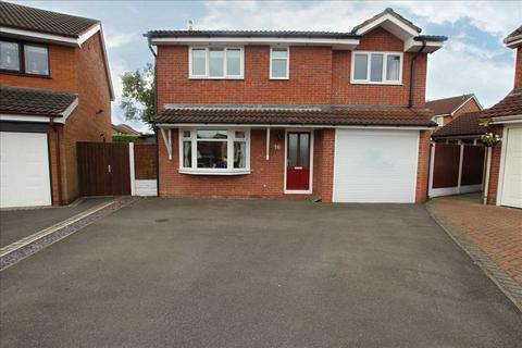 5 bedroom detached house for sale - Whitesands Grove, Meir Park, Stoke-on-Trent