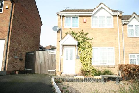 3 bedroom semi-detached house for sale - Stadium Rise, Leicester