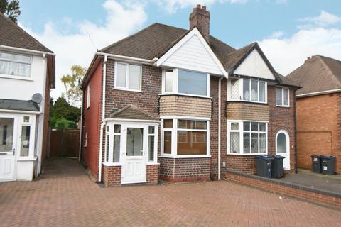 3 bedroom semi-detached house for sale - Temple Avenue, Hall Green