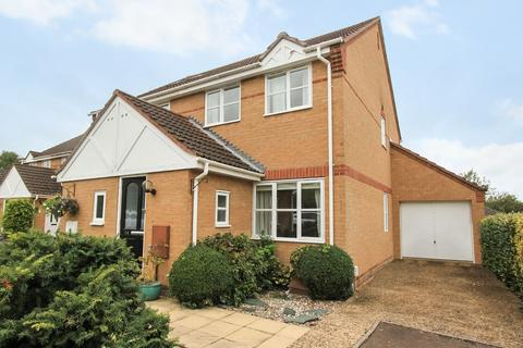 3 bedroom semi-detached house for sale - Giffords Way, Over