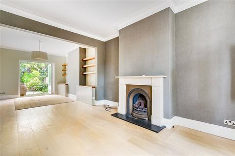5 bedroom semi-detached house to rent - Burnaby Crescent, Chiswick, London