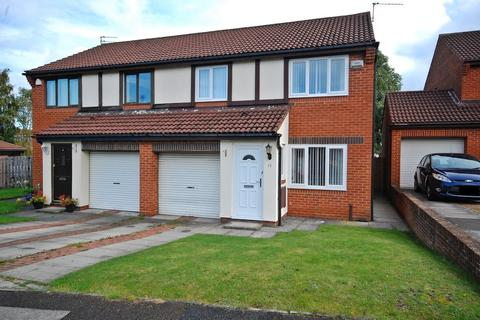 3 bedroom semi-detached house for sale - Beaver Close, Pity Me, Durham