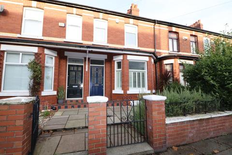 3 bedroom terraced house to rent - Wilton Road, Chorlton