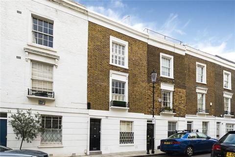 3 bedroom terraced house for sale - Campden Street, London, W8