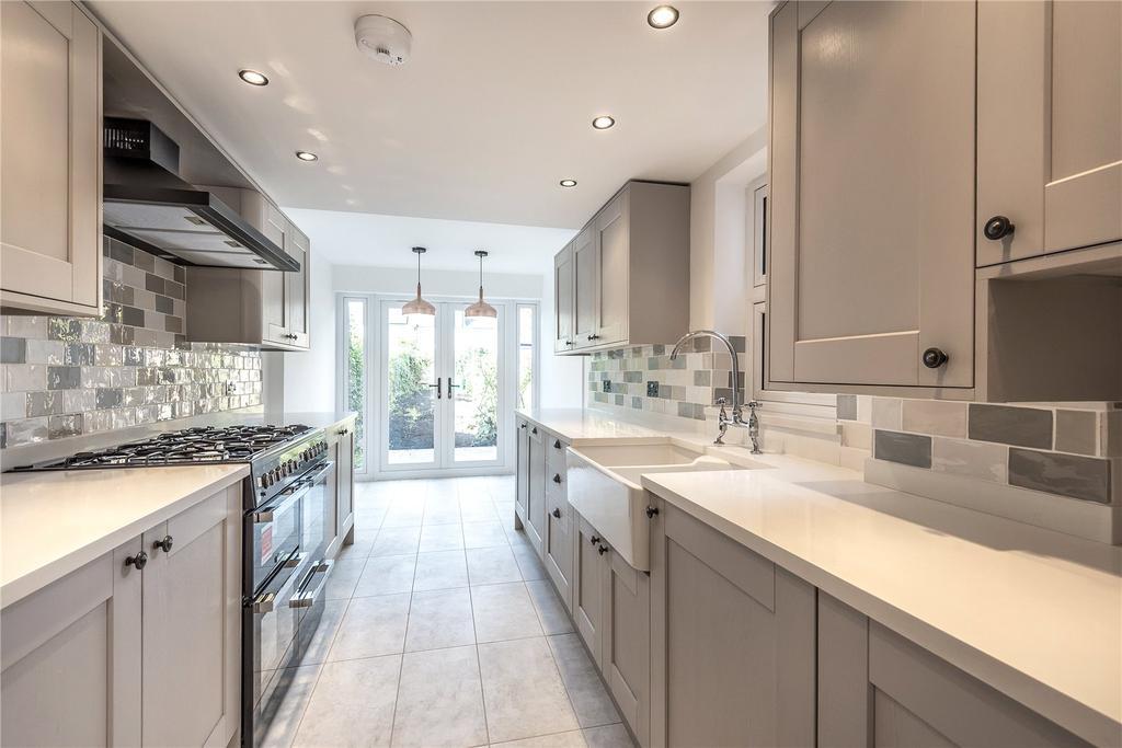 Elegant New Kitchen