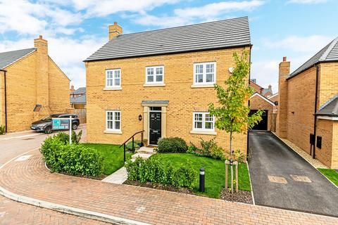 4 bedroom detached house for sale - Bitteswell Court, Sandymoor