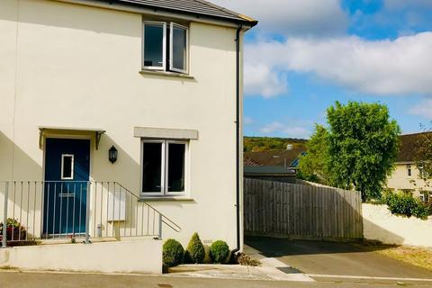 2 bedroom semi-detached house for sale - Gyllyvean Gardens, Lanner