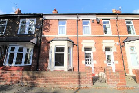 3 bedroom terraced house for sale - Queen Alexandra Road, North Shields