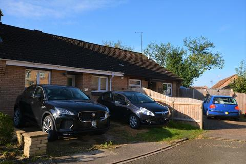 2 bedroom terraced bungalow for sale - Robina Close, Danefield