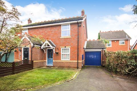 3 bedroom semi-detached house for sale - Pebworth Avenue, Monkspath, Solihull, West Midlands, B90