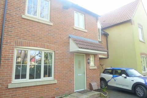 3 bedroom detached house to rent - Fairwater Court, Wroughton, Wiltshire, SN4