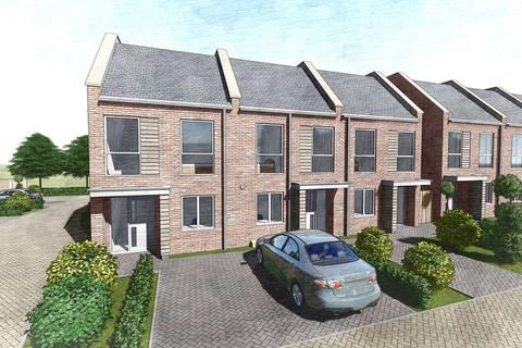 3 bedroom end of terrace house for sale - Plot 8, Coldhams Place, Cambridge