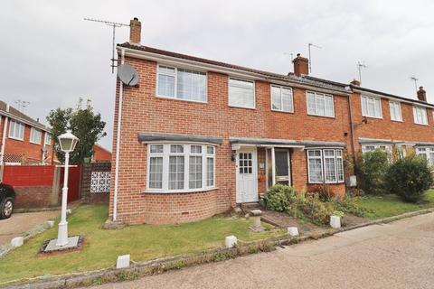 3 bedroom end of terrace house for sale - Fairlea Close, Burgess Hill, West Sussex