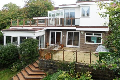 4 bedroom detached house for sale - A little known backwater position near Exeter city centre