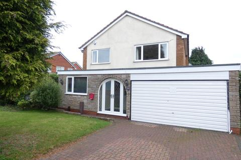 4 bedroom detached house to rent - Mayall Drive, Four Oaks