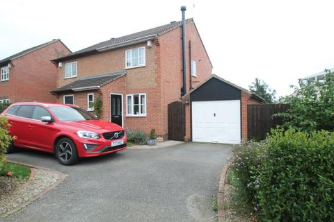 2 bedroom semi-detached house for sale - St. Johns Park, Stockton-On-Tees