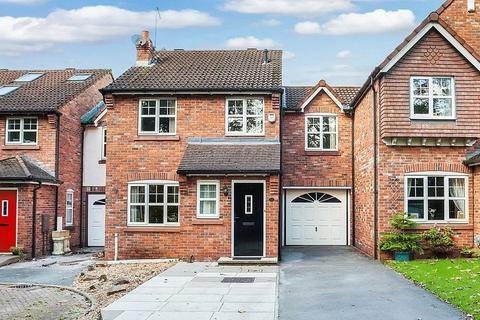 4 bedroom link detached house for sale - Gosling Way, West Heath, Congleton