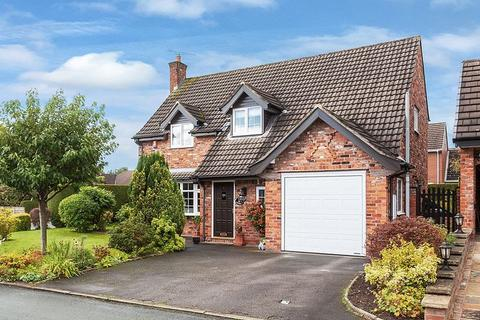 3 bedroom detached house for sale - Silvergate Court, Mossley, Congleton