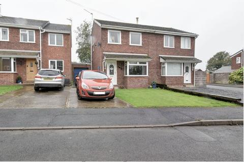 3 bedroom semi-detached house for sale - 25 Picketston Close, St Athan, The Vale of Glamorgan CF62 4DN