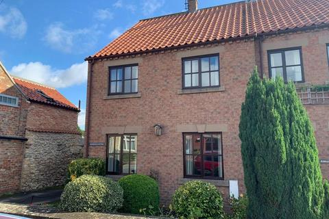 3 bedroom semi-detached house for sale - Crummock Cottage, Roxby Road, Thornton le Dale YO18 7SX