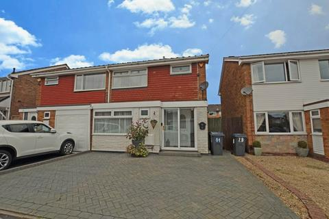 3 bedroom semi-detached house to rent - Pinewood Drive, Bartley Green