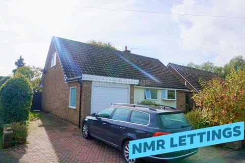 3 bedroom detached house to rent - Blaidwood Drive, Farewell Hall, Durham