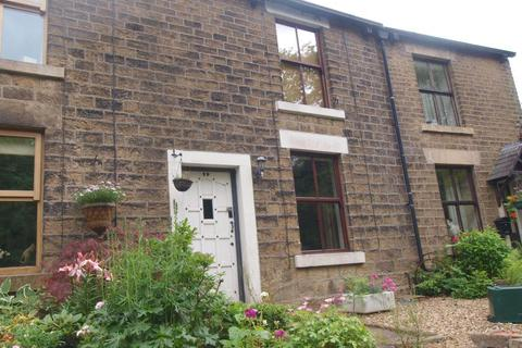 2 bedroom terraced house for sale - Glossop Road, Little Hayfield, High Peak, Derbyshire, SK22 2NG