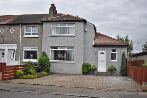 3 bedroom end of terrace house to rent - 44  Greenhead Road, Dumbarton, G82 2PN