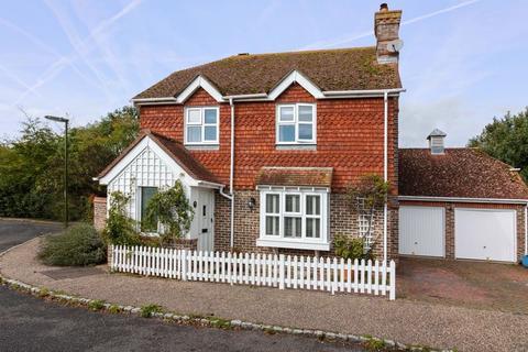 4 bedroom detached house for sale - Florlandia Close, Lancing