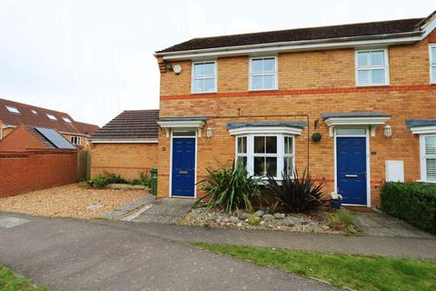 3 bedroom end of terrace house for sale - Ashford Crescent, Milton Keynes