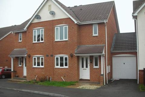 3 bedroom semi-detached house to rent - Trowbridge, Foxglove Drive