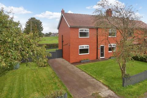 4 bedroom semi-detached house for sale - Nantwich Road, Wrenbury, Nantwich