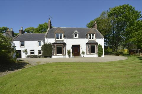 5 bedroom detached house for sale - Fetterletter Farmhouse, Fyvie, Turriff, Aberdeenshire, AB53