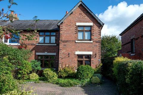 3 bedroom semi-detached house for sale - Manor Road, Burscough, Ormskirk