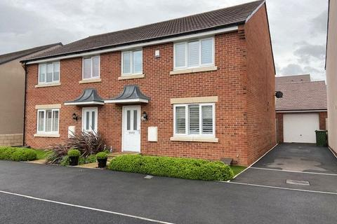 4 bedroom semi-detached house for sale - Wendercliff Close, Bishops Cleeve