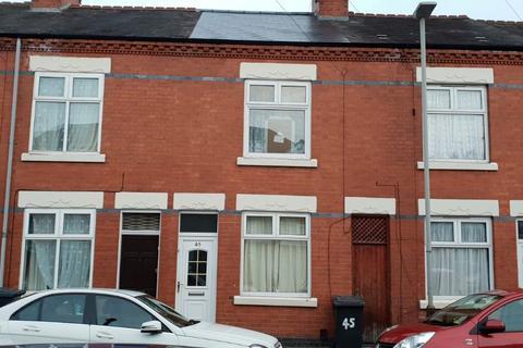 2 bedroom terraced house for sale - Linton Street,Off Evington Road, Leicester, LE5 5JB