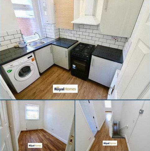 2 bedroom semi-detached house to rent - BURY PARK RD, LUTON LU1