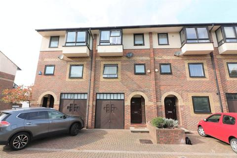 4 bedroom apartment to rent - Barnfield Place, Isle of Dogs, E14