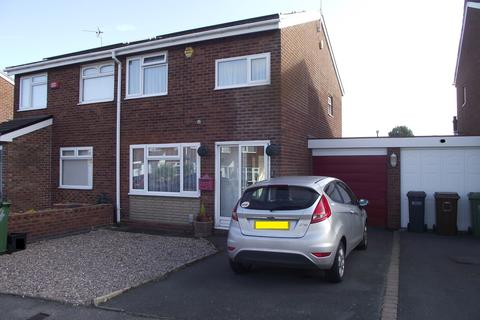 3 bedroom semi-detached house to rent - Armstrong Drive, Birmingham, B36