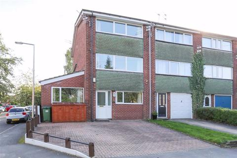 4 bedroom townhouse for sale - Chorlton Drive, Cheadle, Cheshire