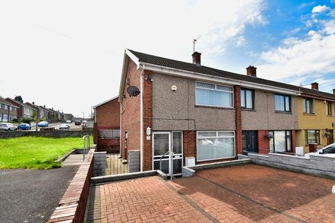 2 bedroom end of terrace house for sale - Heol Dynys, Ravenhill, Swansea, SA5