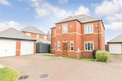 4 bedroom detached house for sale - Fir Court Drive, Churchstoke, Montgomery