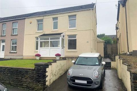 3 bedroom semi-detached house for sale - Station Road, Glais