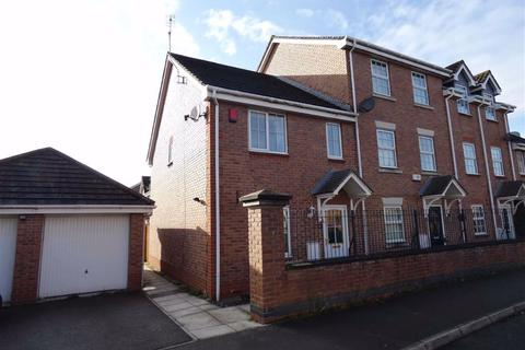 3 bedroom end of terrace house to rent - Loxley Way, Brough