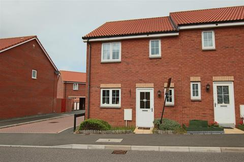 3 bedroom semi-detached house for sale - St. Michaels Way, Cranbrook, Exeter