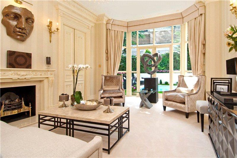 12 Bedrooms Semi Detached House for rent in Frognal, Hampstead, London, NW3