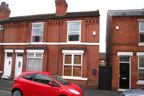 2 bedroom end of terrace house to rent - Melrose Street, Sherwood, Nottingham